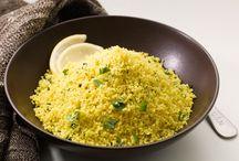 Trisha's food couscous