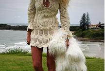 Fuste crosetate si tricotate