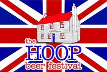 THE HOOP IN STOCK BEER AND CIDER FESTIVAL / THE HOOP BEER & CIDER FESTIVAL FRIDAY 23RD MAY - MONDAY 26TH MAY ! THE VERY FAMOUS FESTIVAL IN THE VILLAGE ! OVER 80 CIDERS OVER 150 REAL ALES. PIMMS BAR, BBQ, HOG ROAST. OVER 21S ONLY ! DUE TO HIGH VOLUMES OF CUSTOMERS SECURITY CHECKING ID.  SO BRING,ID, MONEY AND A BLEAR BLUE SKY .....NO RAIN !