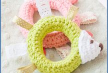 baby and kids crochet items