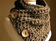snoods, leg warmers & wool