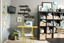 Craft Room Inspiration / by H.