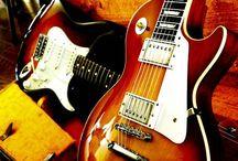Favorite Guitars
