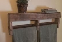 ~ Creative Woodworking ~ / Stacy's Rustic Woods  / by Stacy Pitino