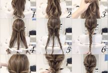 Easy everyday hairstyles