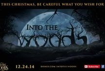 Into The Woods / In theaters nationwide this Christmas! / by Walt Disney Studios