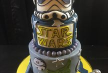 Character Theme Cakes