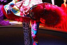 TEATRO ALLA MODA / Il Teatro Alla Moda is an exhibit of over 50 couture opera costumes created by Italian fashion designers at the Wallis Annenberg Center for the Performing Arts' temporary space in Beverly Hills. The exhibition is launched in collaboration with  Teatro alla Scala e Piccolo Teatro di Milano, Teatro dell'Opera di Roma, Teatro Regio di Parma, Teatro San Carlo di Napoli, National Opera di Washington DC / by Sophie Tortladze