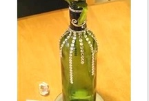 DIY bottles & jars