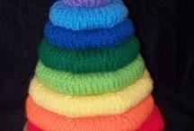 Crochet - Baby Toys