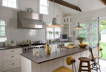 kitchen inspiration / by Vanessa Harper
