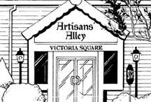 Visit Victoria Square / Imagine what Victoria Square looks like ... I have!