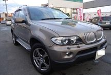 BMW X-5 2004 Gold - Get the BMW ofHigh quality at negotiable price / Refer:Ninki26421 Make:BMW Model:X-5 Year: 2004 Displacement:4400 CC Steering:RHD Transmission:AT Color:Gold FOB Price:14,000 USD Fuel:Gasoline Seats:5 Exterior Color:Gold Interior Color:Beige Mileage:60,000 KM Chasis NO:WBAFB52070LT81484 Drive type  Car type:Suv