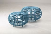 Sika-Design / Some lovely wicker and rattan furniture now manufactured by Danish company Sika-Design