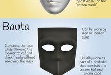 Masquerade / Masks