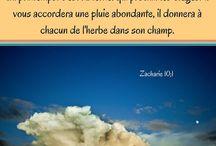 #La Bible Zacharie