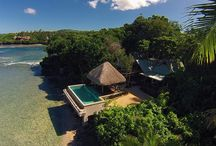 Savasi Island Villas / Savasi Island Villas is set amongst a pristine and unspoilt region – its hinterland is more akin to what the mainland of Viti Levu was over fifty years ago . If you want a more authentic experience, Savasi is for you. You don't have to leave your villa to experience incredible vistas, as all have uninterrupted views, with access to private beaches or pools. Savasi is a special place, surrounded by a natural coral cay on one side and a lagoon on the other.