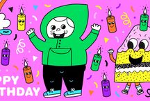 Happy Birthday Anorak! / Wish Anorak a happy birthday for your chance to win tons of Anorak goodies and some brilliant Walker Books.