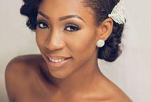 bridal makeup dark skin inspiration