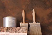 Liquid Iron & Liquid Copper / 철부식페인트 & 동부식