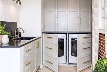 Laundry Room Ideas / Best laundry room ideas and inspiration to organized this room.