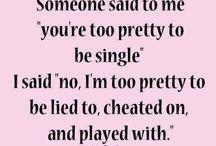im single and loving it !!