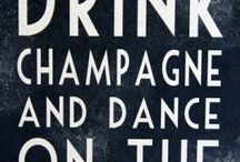 There's no such thing as too much champagne
