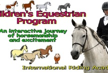 Equestrian-4-Kids / LEARN ABOUT HORSES AND HORSE CARE  Much like Pony Club and 4-H  PERFECT FOR RIDING CLUBS / AFTER SCHOOL PROGRAMS  CAN BE FOR HOME-SCHOOLING PARENTS LEARN TOO!  A HORSE IS NOT NEEDED (but beneficial) By the GRADE LEVEL ORGANIZED LESSONS HANDS-0N ACTIVITIES COMPREHENSION QUIZZES   INTERACTIVE BONUSES UPON REGISTRATION  CHALLENGING QUESTS AGES:  TOTS (4-6 years), PRIMARY (7-9 years), JUNIORS (10-12 years), TEENS (13-15 years but optional for 16-18)   See website http://iracademy.webs.com