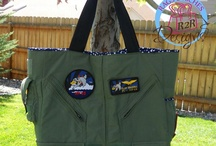 Sewing - Flight Suit Bags / by Amy Witty