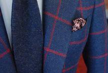 Suit up! / Suit, chic, fashion, trendy, men, gentleman