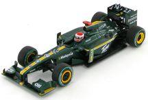 Diecast F1 Millenium
