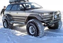 SUBARU(Off road)