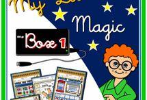 MY LITTLE MAGIC BOX 1
