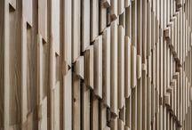 панели деревянные