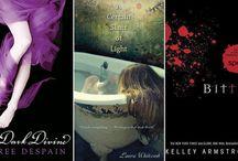 Books to read! / by Brielyn Furuholmen
