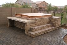 Stupendous Steps / A collection of outdoor steps used in landscaping and gardening.  / by Dreamscape: Yard Product