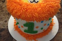 Cake Decorating - Smash Cake Ideas