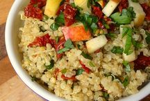Quinoa / Recipes