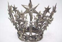 Crowns, Hats and Other things to Wear on Your Head / by Patricia Alvarado