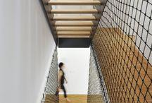 Lofty Stairways