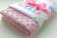 baby blanket minky