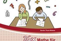 Unterrichtsmaterialien Mathematik / Wir zeigen euch alle Unterrichtsmaterialien rund um das Thema Mathematik aus dem Programm unseres Lernbiene Verlags.