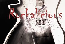 Rockalicious / A collection of short stories by Alexandra V http://bit.ly/1hPQAiq