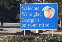 Georgia on my Mind! / by Brett Levine