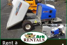 Concrete Equipment / Call: 570-366-1071 for Prices & Details! Email: Info@arkrentals.com