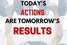 Fitness Motivation / Get your daily dose of fitness motivation here. Stay strong!