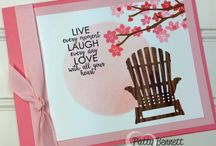 Stampin' Up! Colorful Seasons Stamps and Seasonal Layers Thinlits