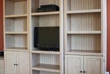 Repurposing wall unit