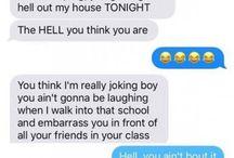 Funny texts :o