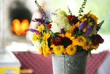 Flower arrangements / by Tracy B